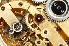 Precise mechanical device Royalty Free Stock Photography