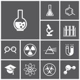 precisera sina anklagelser mot websiten för vektorn för vetenskap för illustrationen för symboler för överskriften för begreppsfö Royaltyfri Illustrationer