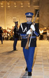 Precision Drill Team Royalty Free Stock Photography