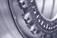 Precision engineering Stock Photography