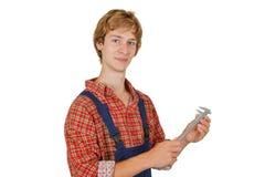 Precision mechanic Royalty Free Stock Photo