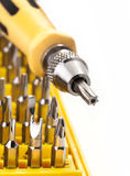 Precision Screwdriver Bit Stock Image