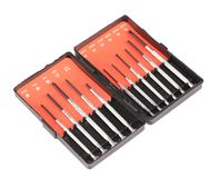 Precision screwdriver set. Stock Photography