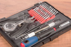 Precision Tool Kit Stock Images