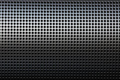 Precyzi czarna mertal rusztowa ochronna pokrywa Zdjęcie Stock