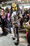 Predator Cartoomics 2014 Royalty Free Stock Photography