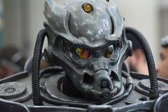 Predator Cosplay Stock Photos