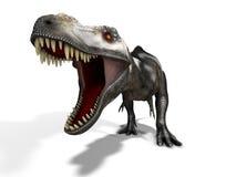 Predatory dinosaur Royalty Free Stock Photo