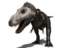 Predatory dinosaur Stock Photography