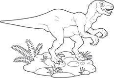 Predatory raptor Stock Photo