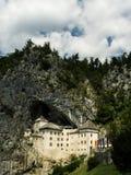 Prediamski Castle in Slovenia stock images