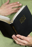 Predica Fotografie Stock Libere da Diritti