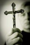 Predicatore Fotografia Stock Libera da Diritti