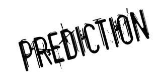 Prediction rubber stamp Stock Photos