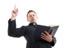Prediger stockfoto