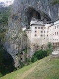 Predjama城堡 库存图片