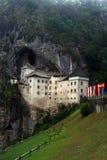 predjama Σλοβενία κάστρων Στοκ φωτογραφίες με δικαίωμα ελεύθερης χρήσης