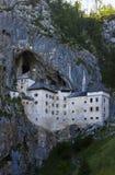 Predjama Castle in Postojna Cave, Slovenia Royalty Free Stock Image