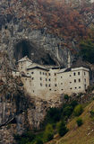 Predjama Castle in Slovenia Royalty Free Stock Photo
