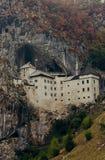 Predjama Castle in Slovenia Royalty Free Stock Photo