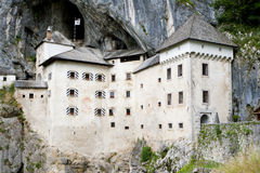 Predjama Castle, Slovenia Stock Images