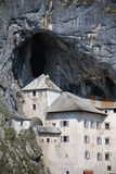 Predjama Grad Castle Royalty Free Stock Image