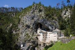Predjamskikasteel, Slovenië Royalty-vrije Stock Foto's