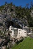 Predjamskikasteel, Slovenië Royalty-vrije Stock Afbeelding