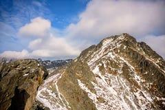 Predne Solisko chez haut Tatras Photographie stock libre de droits