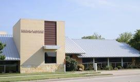 Preece-Kirche und Mitarbeiter-pädiatrisches Zahnheilkunde-Gebäude Stockbild