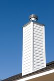 Prefabricated Chimney Royalty Free Stock Photo