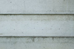 Prefabricated concrete fence Stock Photos