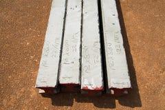 Prefabriceer beton Royalty-vrije Stock Foto's
