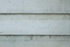 Prefabrykacyjny betonu ogrodzenie Zdjęcia Stock