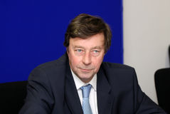 Prefect's Jean-Francois Delage Stock Image