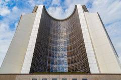 Prefectural Police Office in Osaka, Japan Stock Photography
