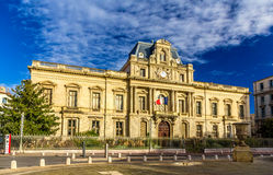 Prefecture de l'Herault in Montpellier Stock Photo