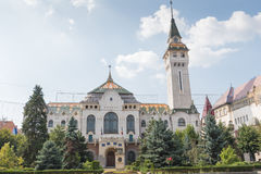 Prefecture of Targu Mures Stock Image