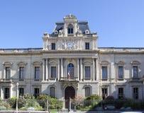 Prefectuur in Montpellier stock foto