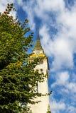 Prefectuur van Mures in Targu Mures, Roemenië royalty-vrije stock afbeelding