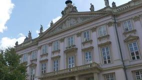 Prefeito Palace em Bratislava vídeos de arquivo