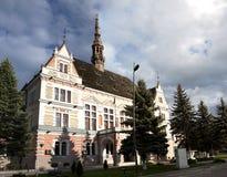 Prefeitura do Condado de Hunedoara Foto de Stock Royalty Free