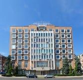 Prefeitura do severin do turnu de Drobeta Fotografia de Stock
