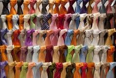 preferansowi krawaty Zdjęcia Royalty Free