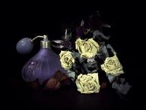 Prefume старых времен стоковая фотография rf