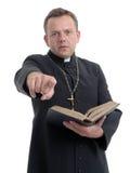 Pregador imagem de stock