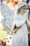 Pregando per la pace Fotografia Stock