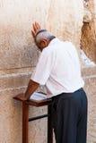 Pregare ebreo Immagine Stock Libera da Diritti