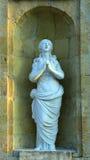 Pregare nubile della scultura Fotografie Stock Libere da Diritti