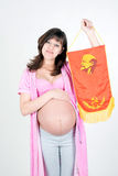Preggers Royalty Free Stock Photography